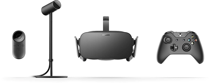 Oculus Rift זמינה לרכישה